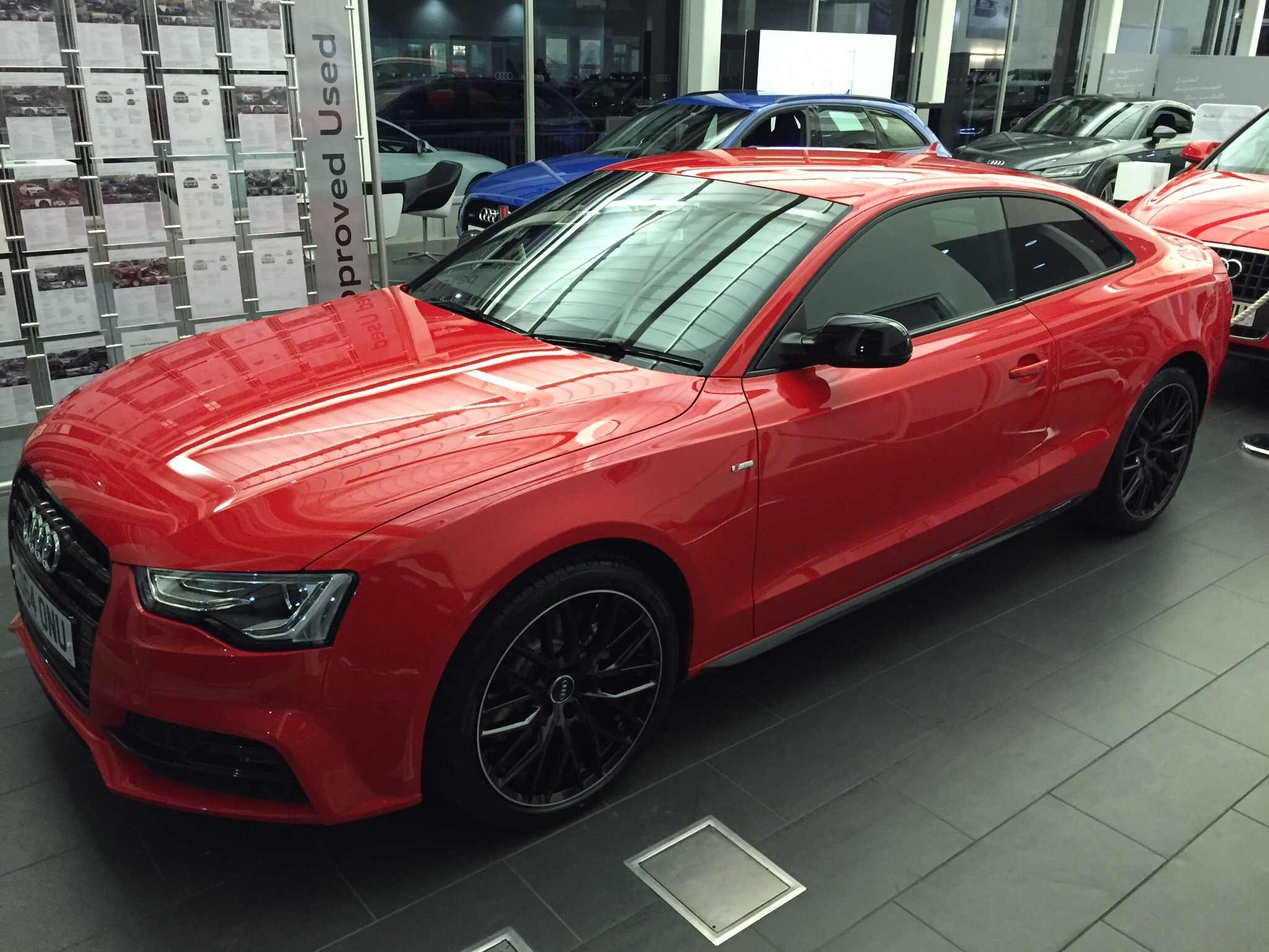 Audi a5 sportback black edition | wiring library.