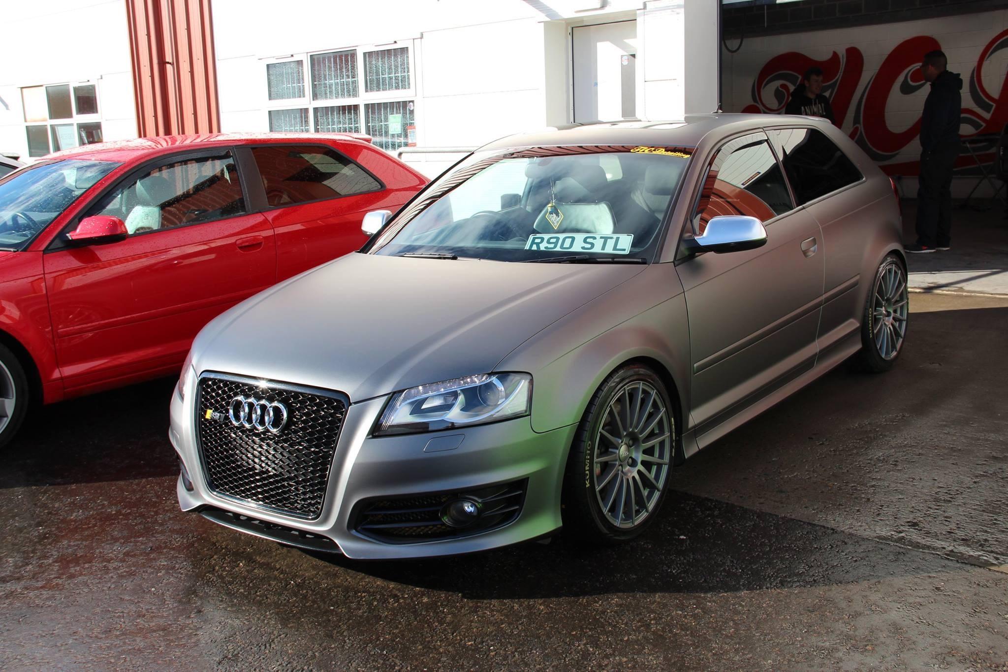 My Matte Grey S3 Audi Sport Net