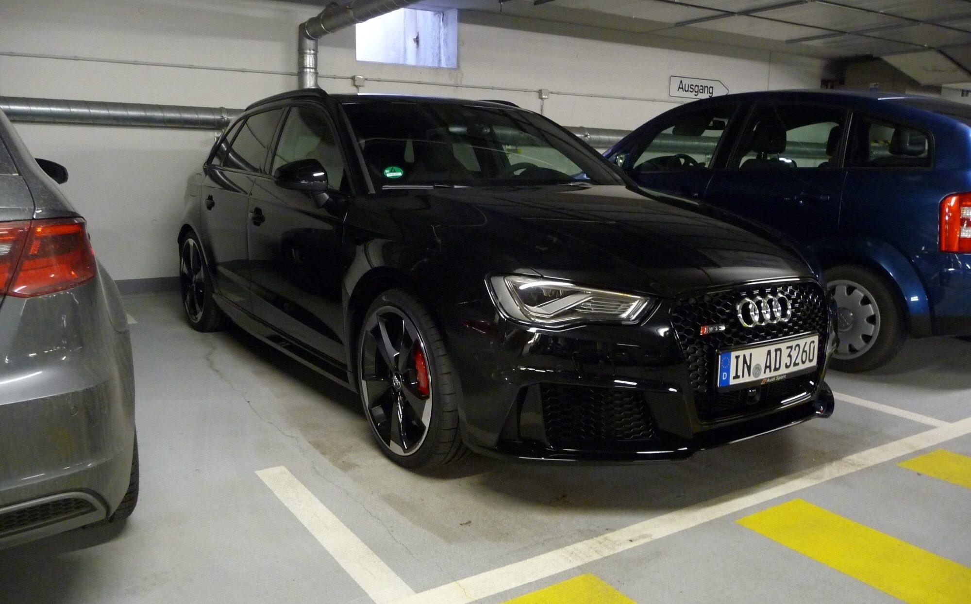 Rs3 8v Not Long Now Audi Sport Net