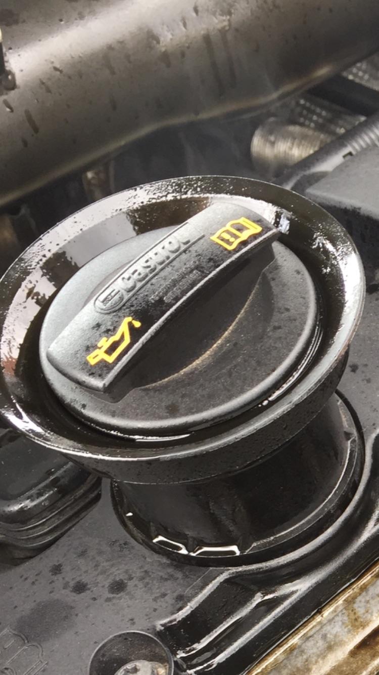 Valve/rocker cover gasket leaking on S3 DIY ?   Audi-Sport.net