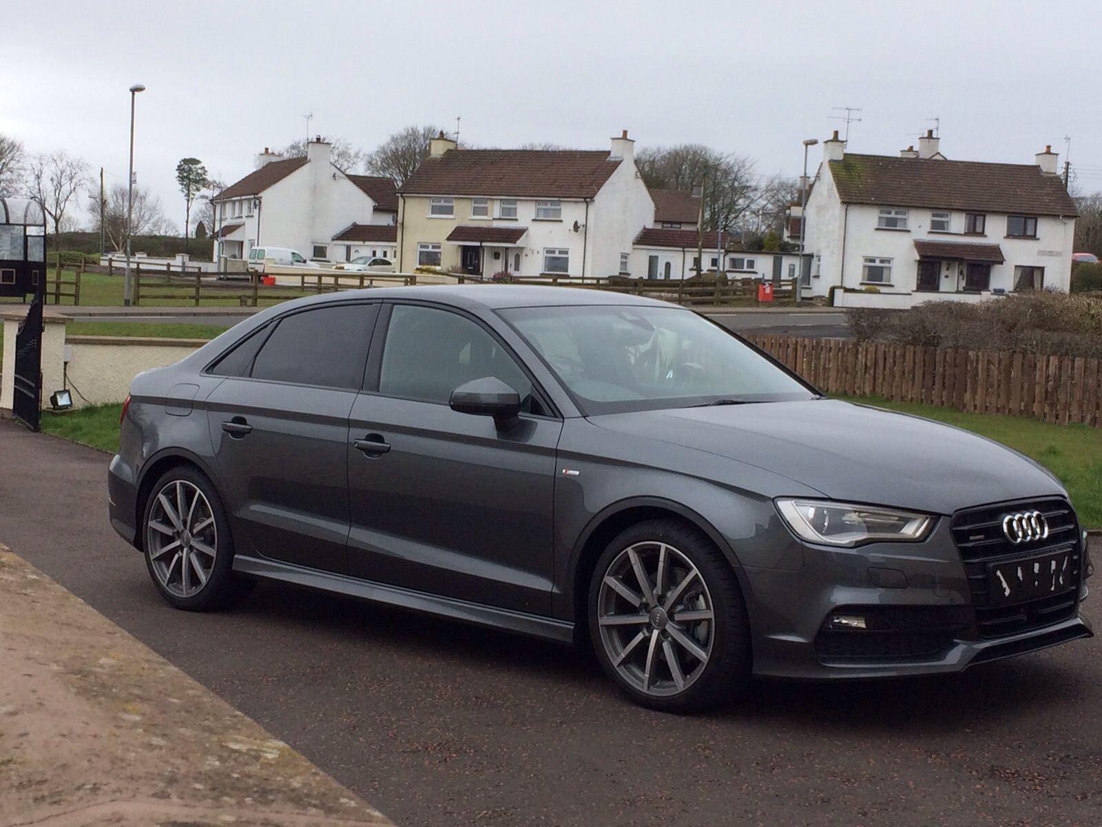 New Member Audi A3 Saloon 2 0tdi 184ps Just Ordered Pics