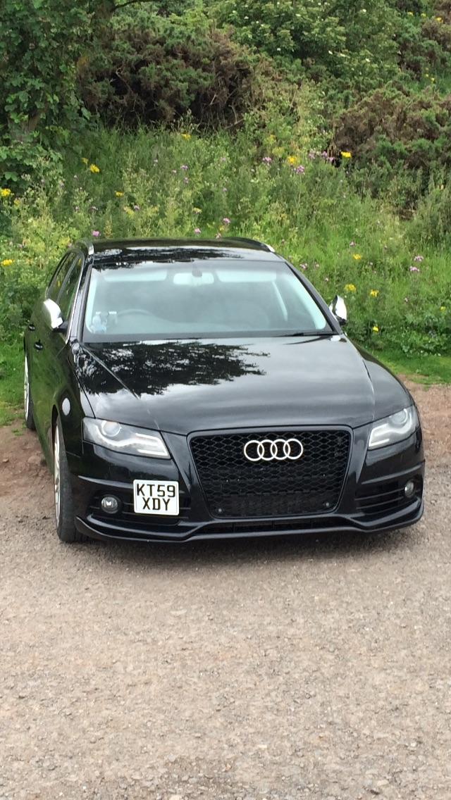 Audi A4 (B8) Rear Number plates screws | Audi-Sport.net