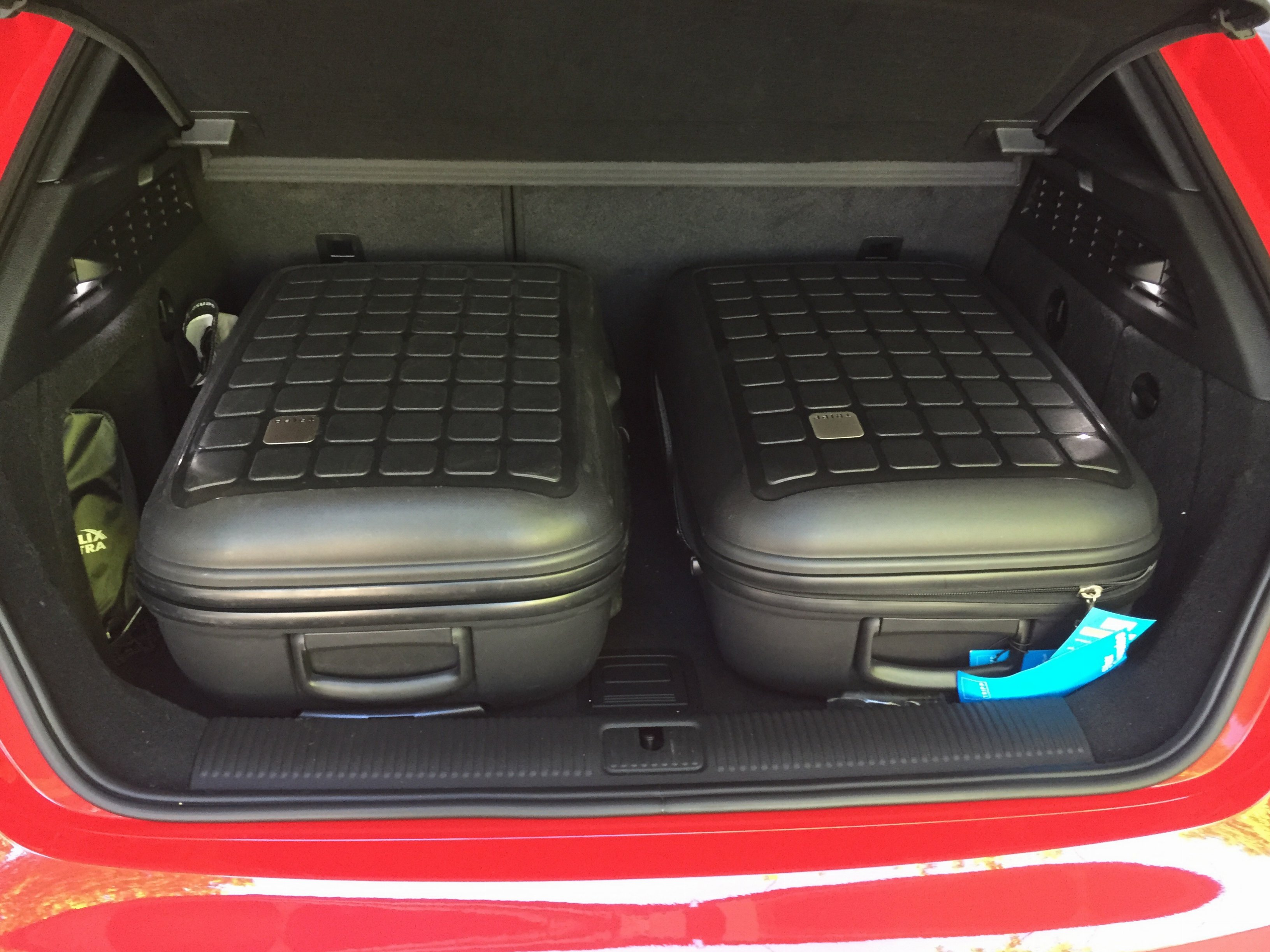 audi a3 boot size