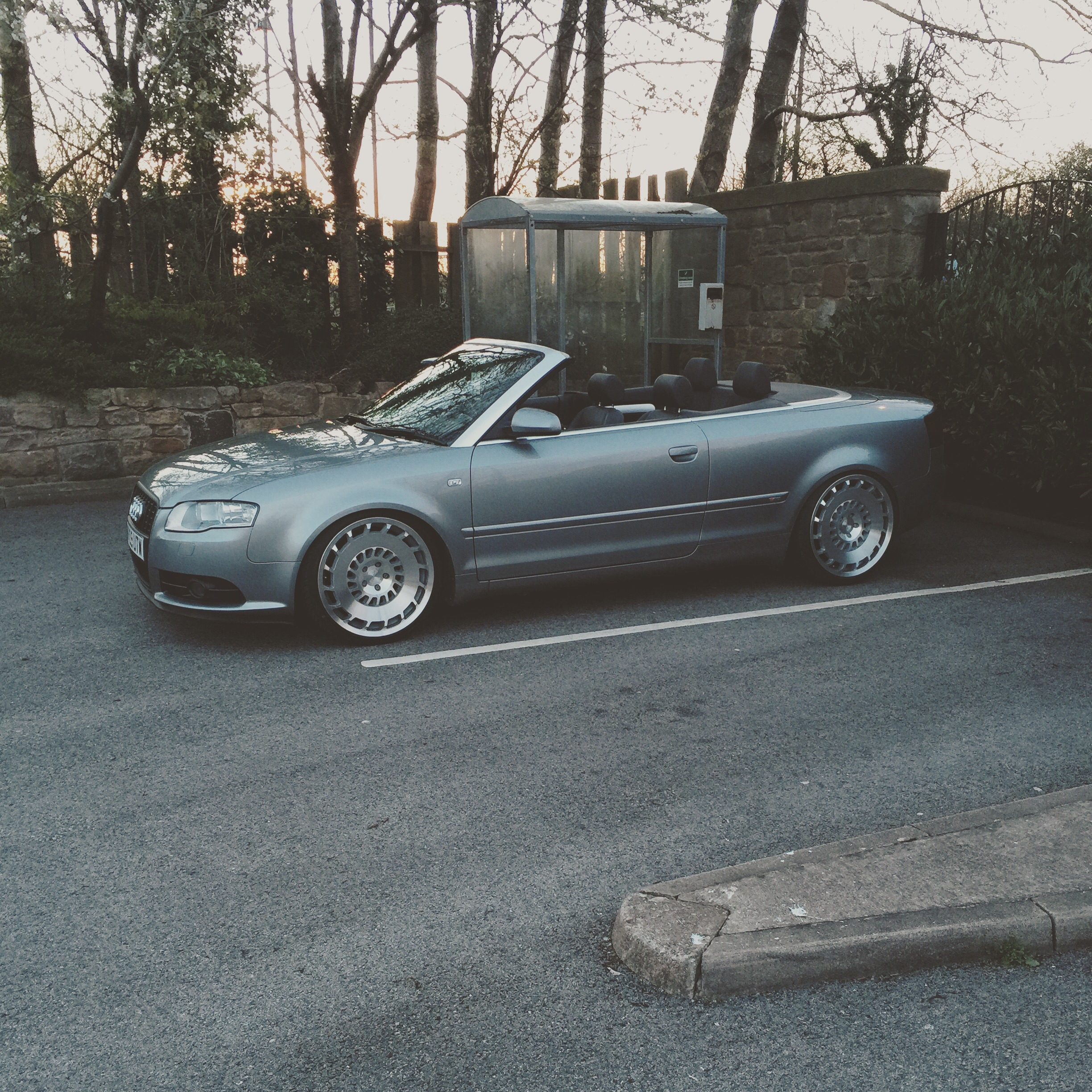 B7 Final Edition Cabriolet Roof Issue Audi Sport Net