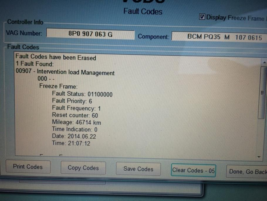 TPMS - A3 2012 - Coding Issues? VCDS users please check! | Page 3