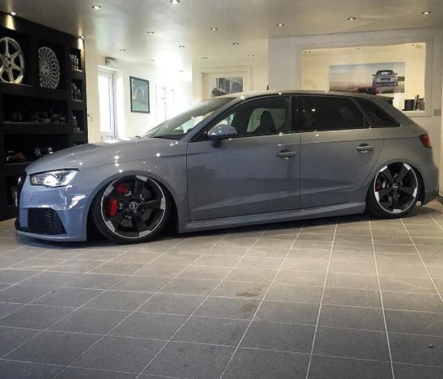 H Amp R Springs Rs3 Audi Sport Net