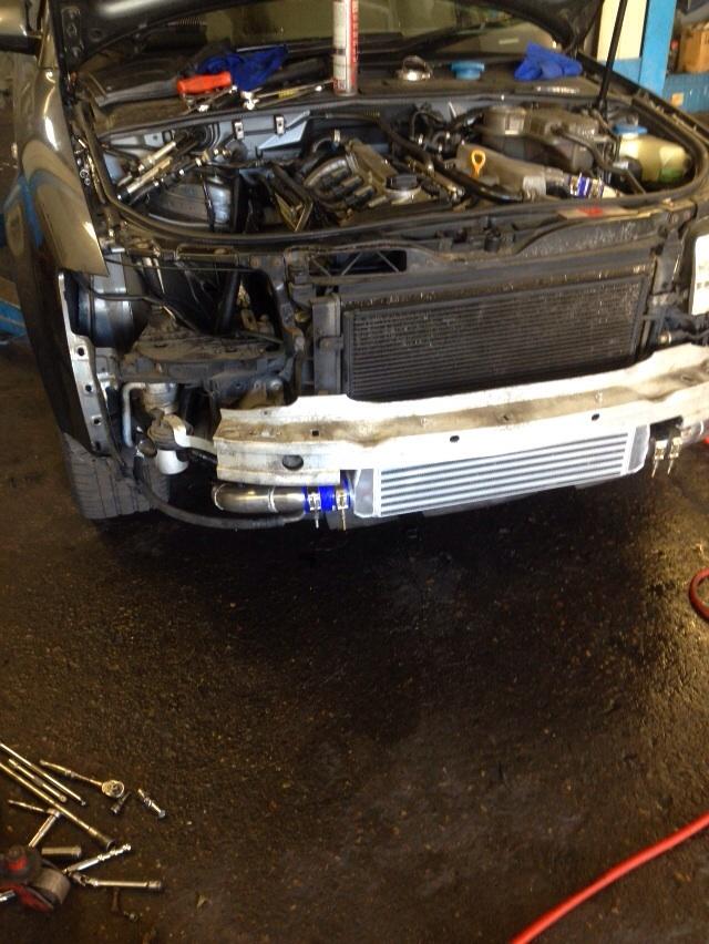 Turbo Intake Pipe - K04-015 - TIP | Audi-Sport net