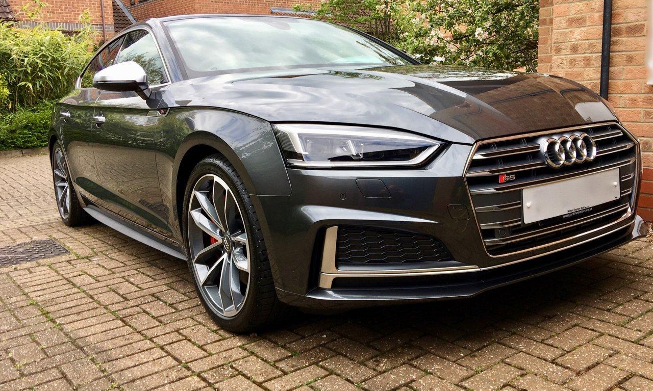 Audi forum s5