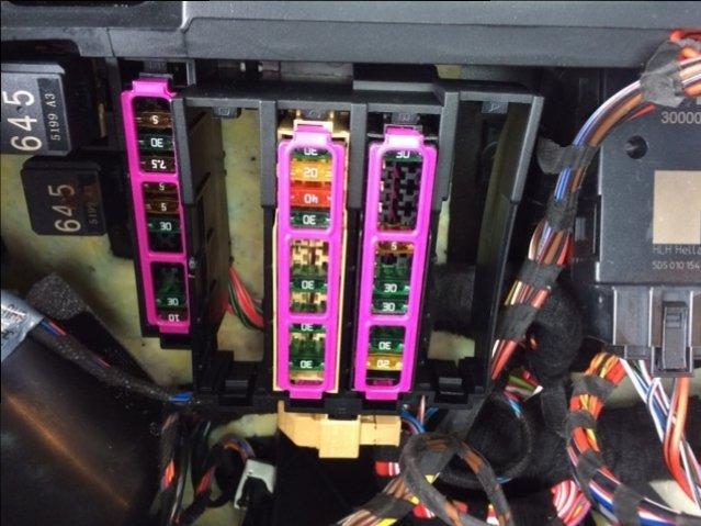 a4 avant b8 towbar electrics
