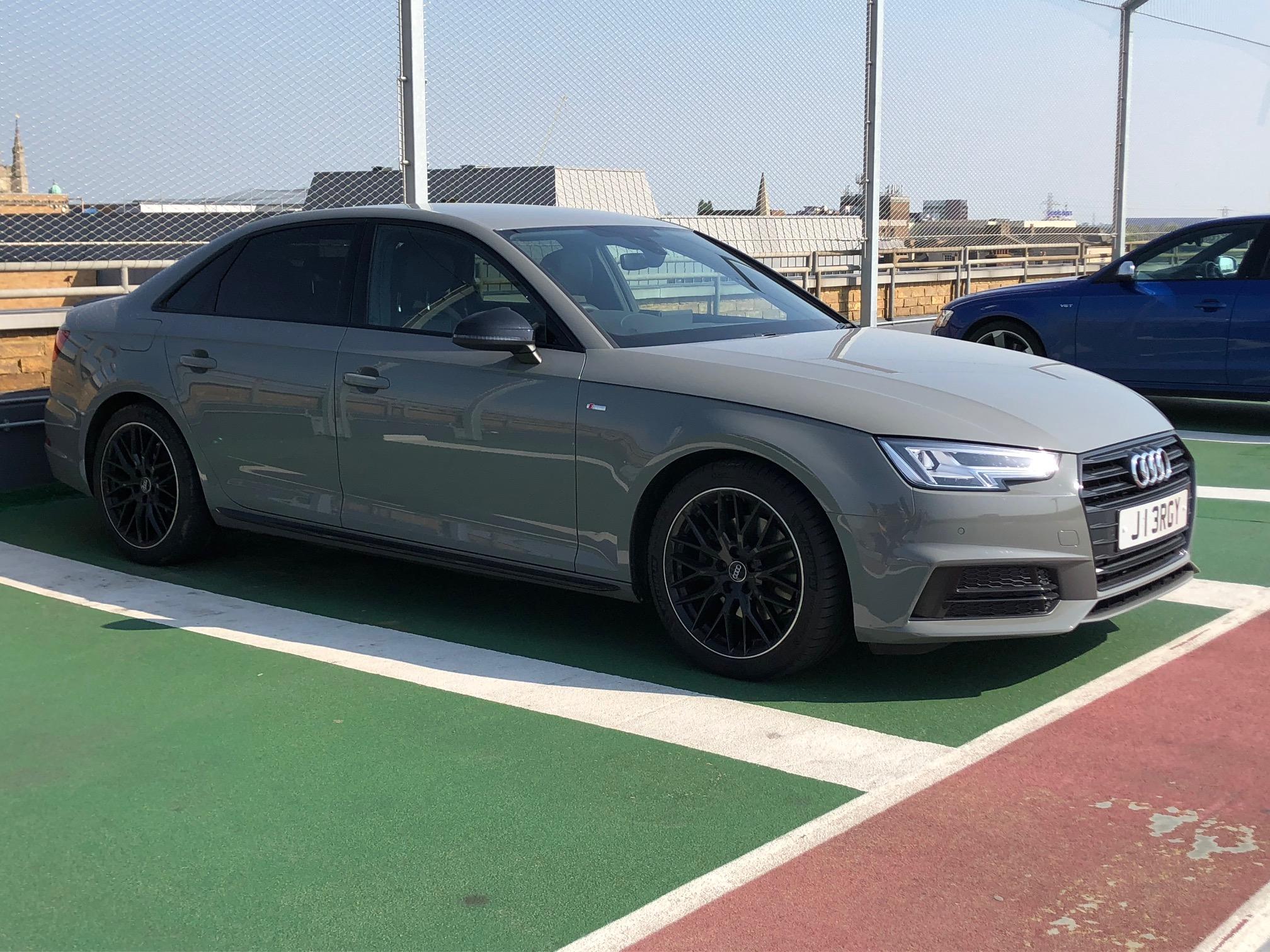 New Member New Order Black Edition Quantum Grey Audi Sport Net