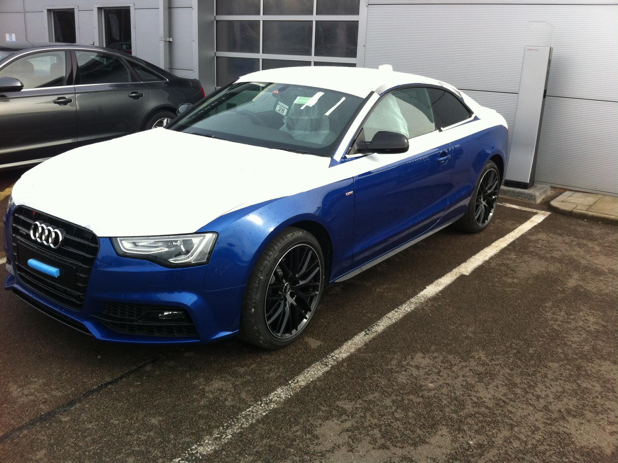A5 Black Edition Plus | Page 3 | Audi-Sport.net