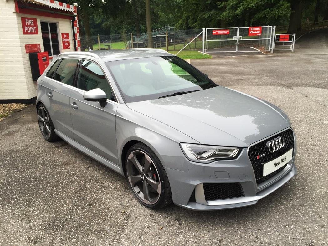 Nardo grey with aluminium pack - any pics? | Audi-Sport.net
