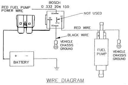 inline fuel pump guide audi sport net rh audi sport net  bosch 044 fuel pump wiring diagram