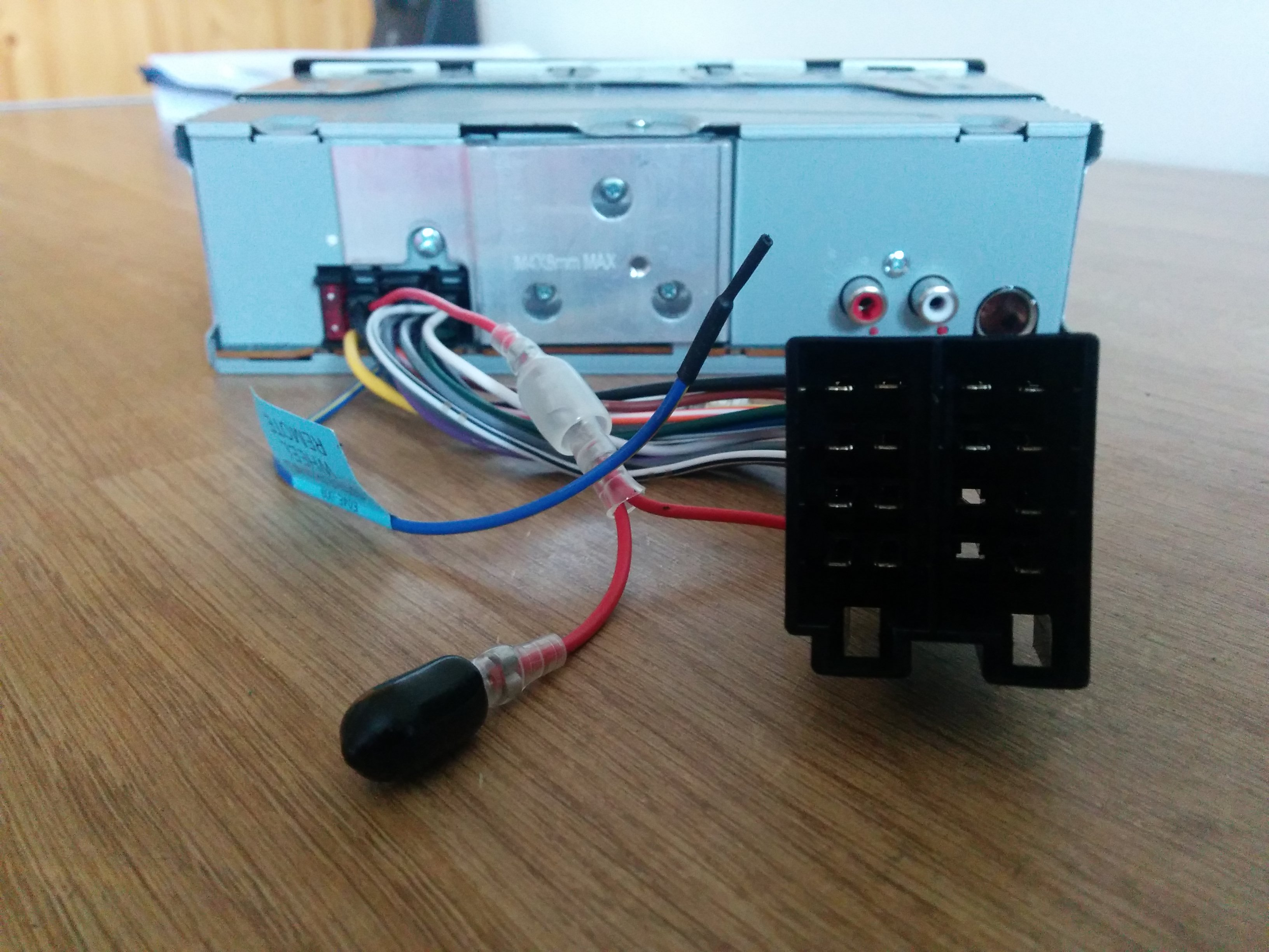 Jvc Car Stereo Wiring Harness