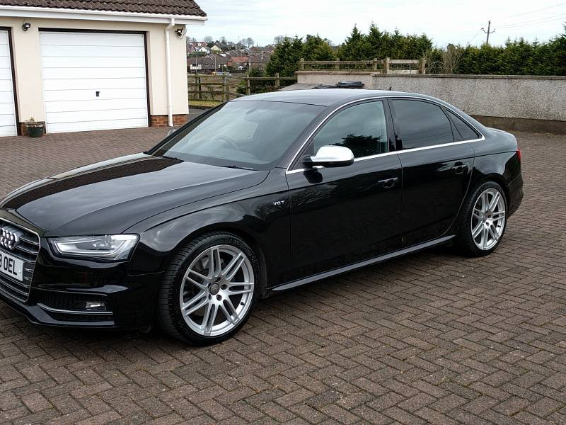 B8 5 S4 Lowering  | Audi-Sport net