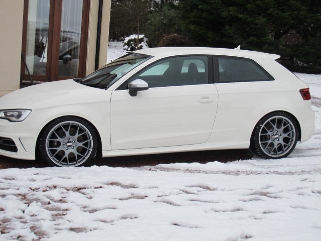 Wheel Fitment Offset In 8v Models Audi Sport Net