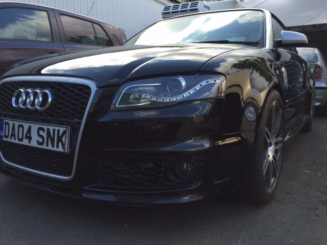 B6 To B7 Front End Conversion Complete Front End Audi Sport Net