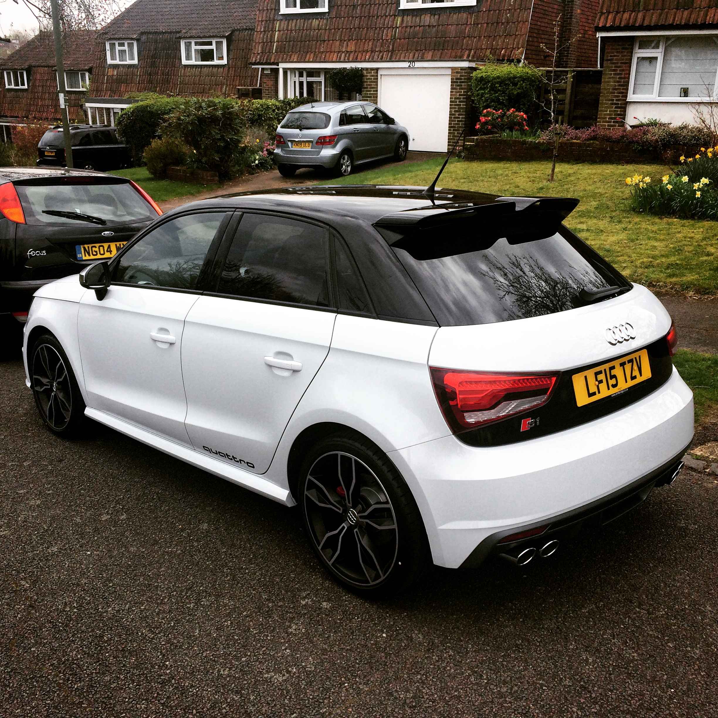 This Is What Life Is Like With An Audi Sport Quattro In: Post Pics Of Your S1's In Here