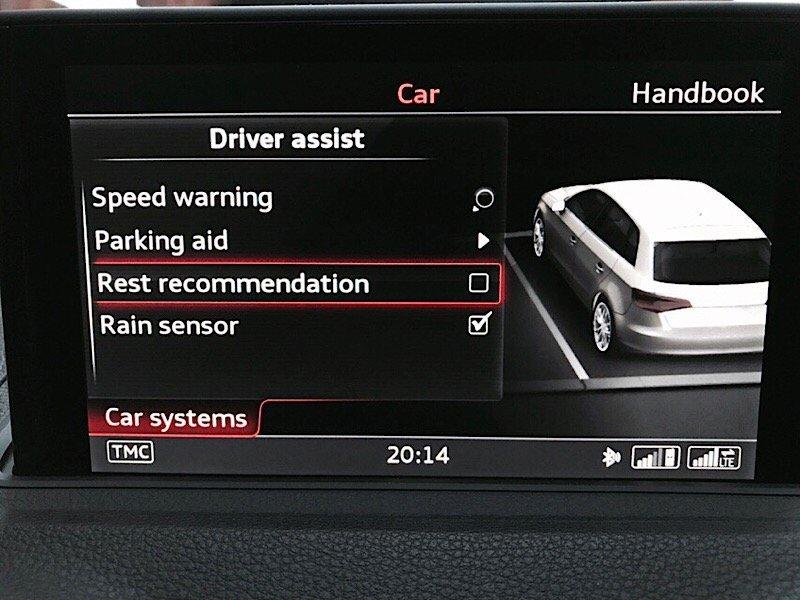 Rest Recommended | Audi-Sport net