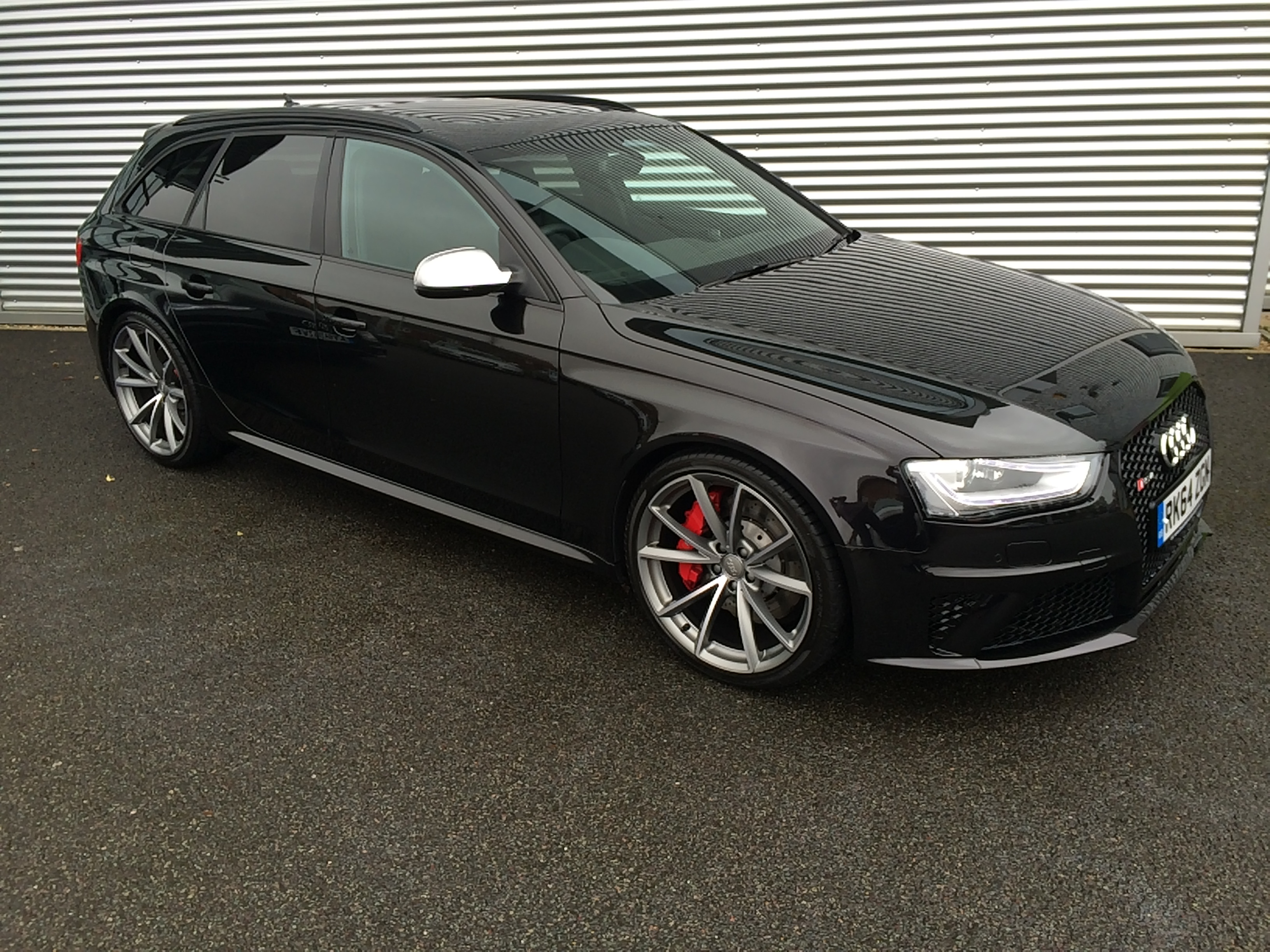 B8 Rs4 Who Has One Audi Sport Net