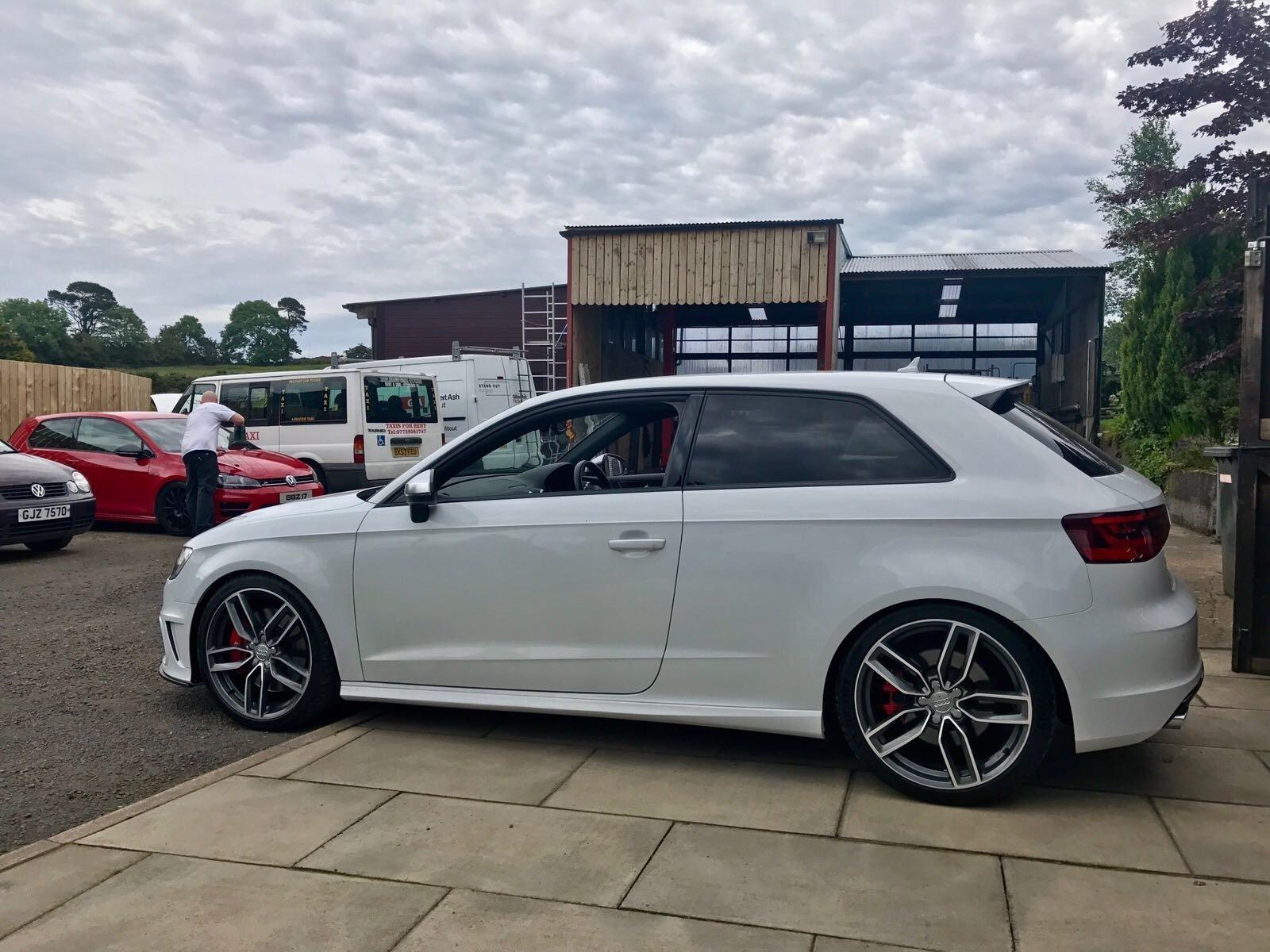 Image Result For Audi A Sportback Lowering Springs