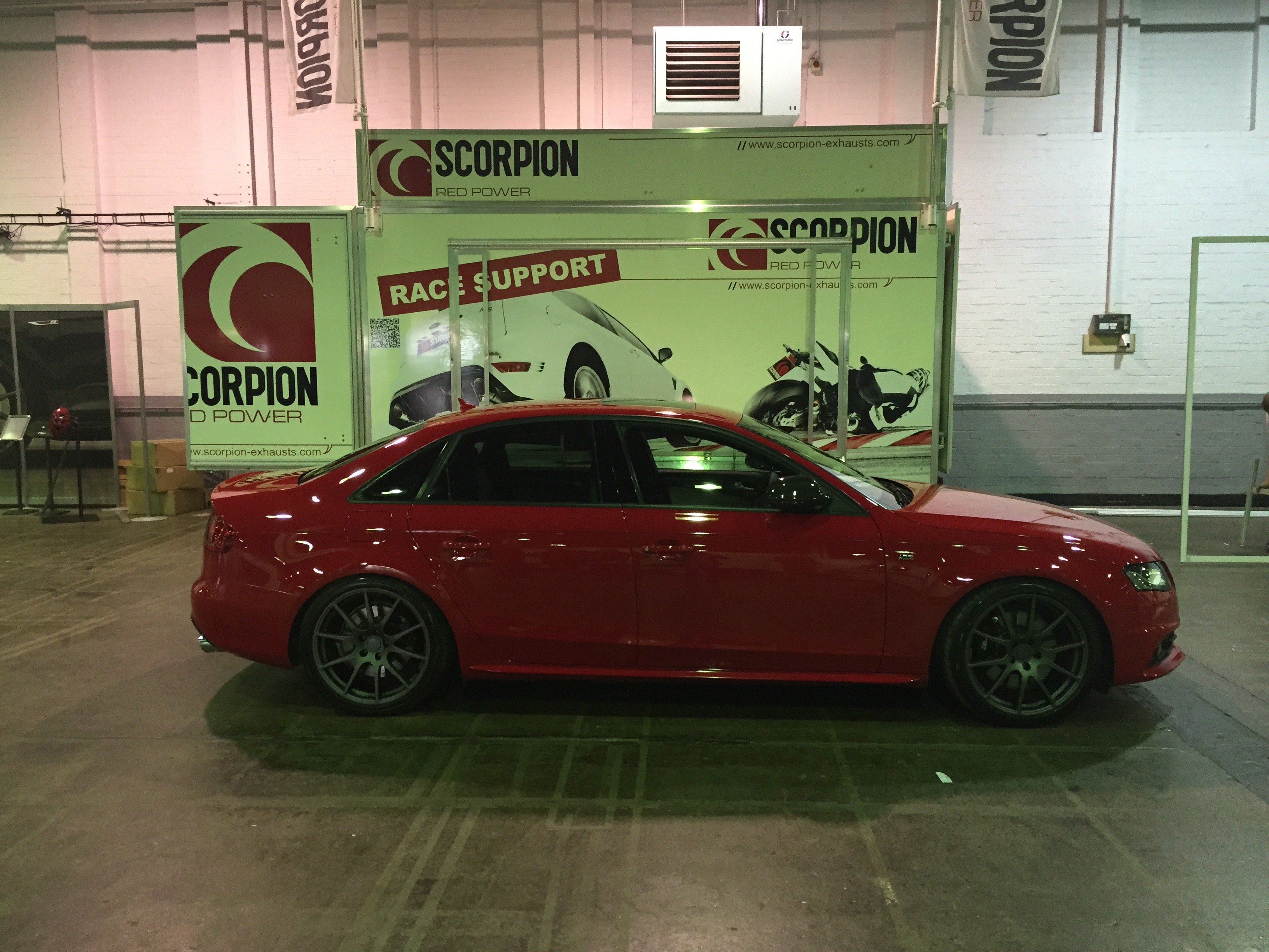 Revo Stage 1 | Audi-Sport net