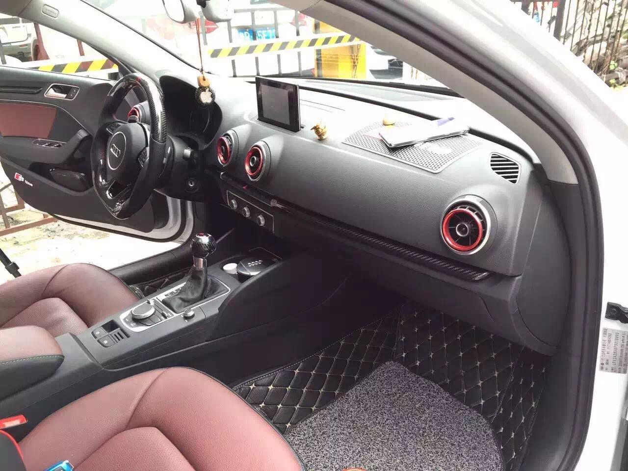 Interest Check Low Cost Carbon Fiber Interior Trimmings For 8v Audi Sport Net