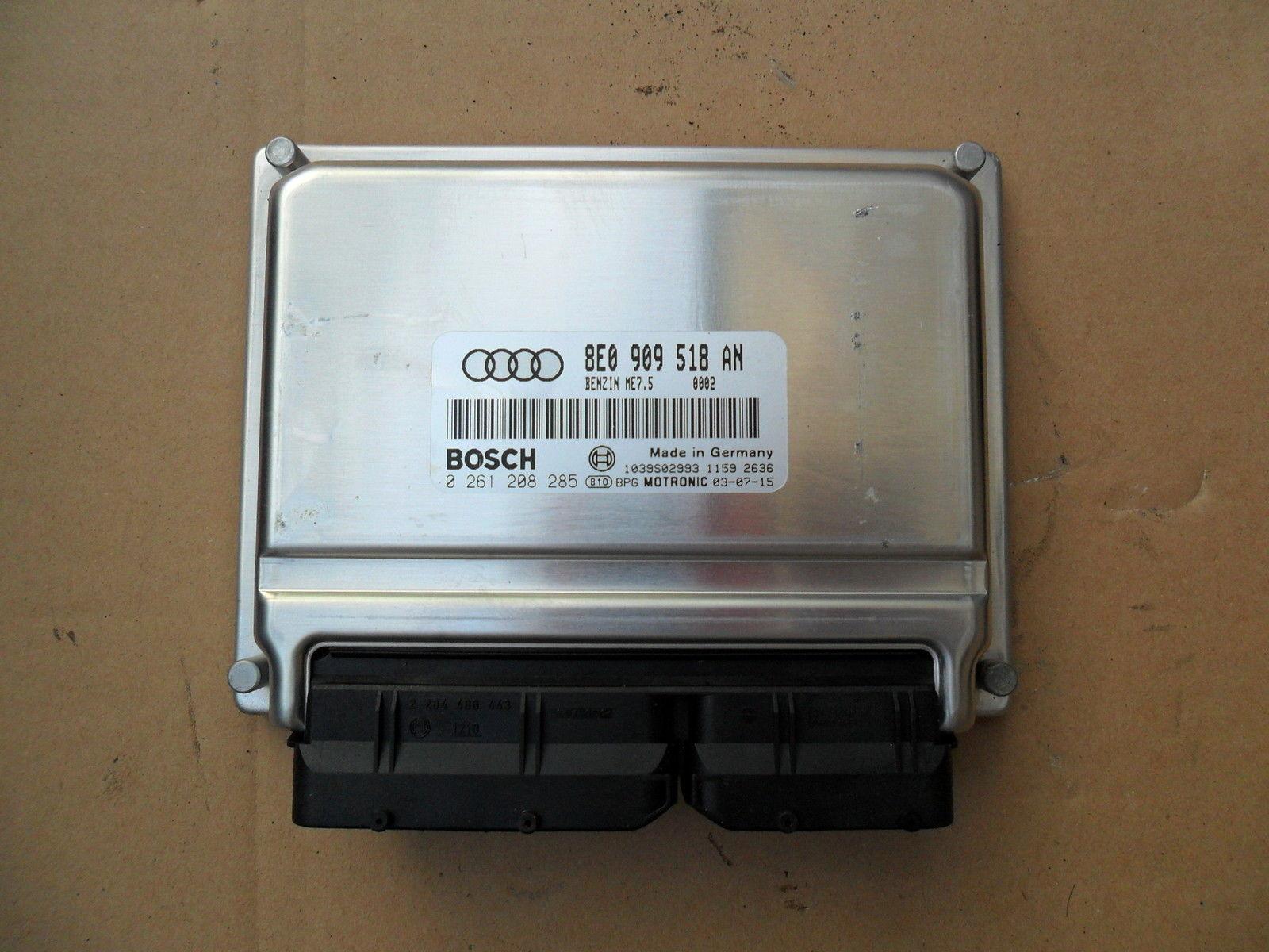 ME7 5 ECU info | Audi-Sport net