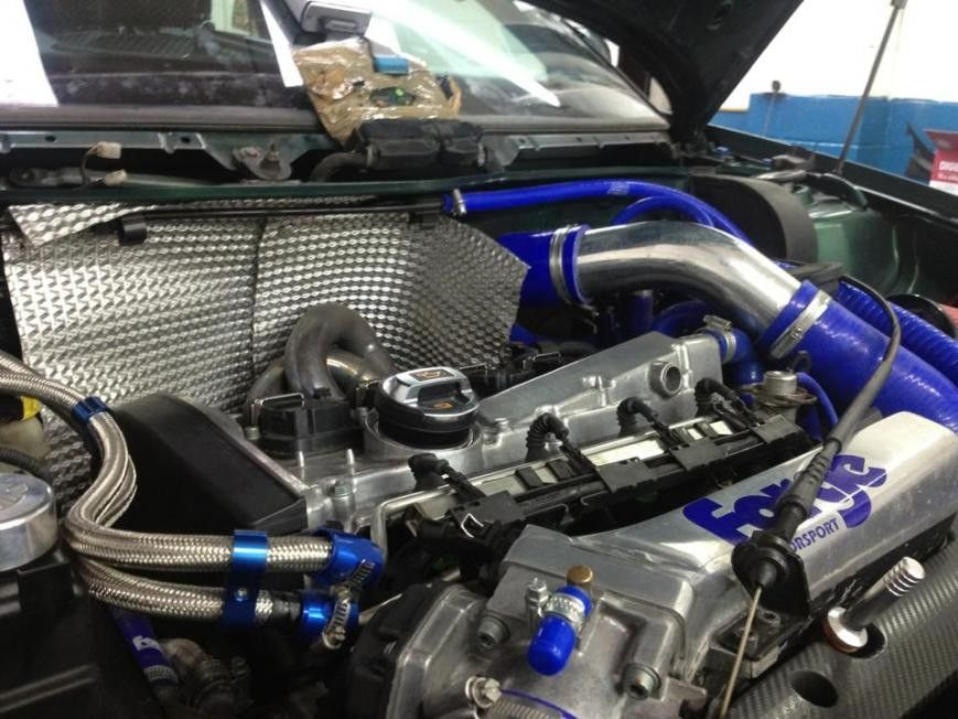 my engine at r tech.jpg