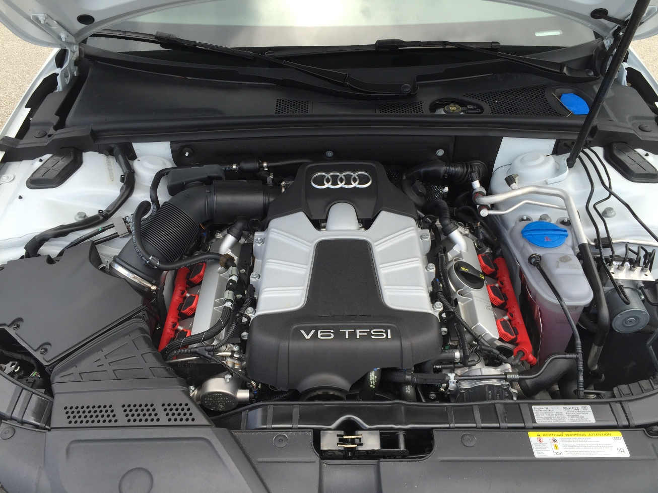 Latest S4 Engine Audi Sportnet
