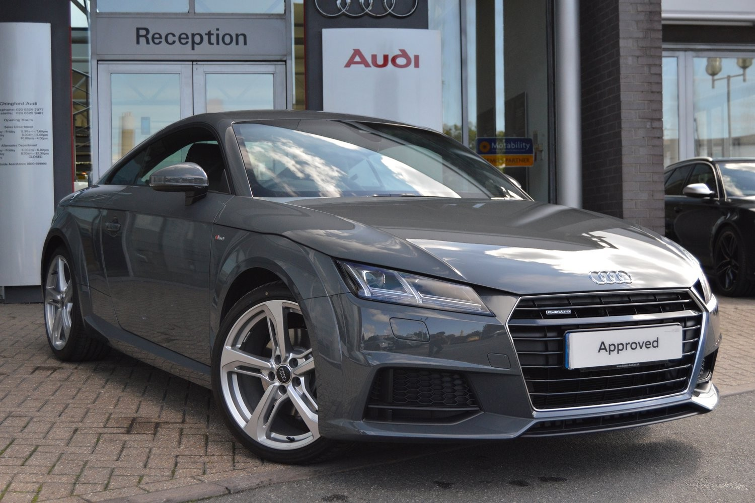 Image Result For Audi A Sportback Nano Grey