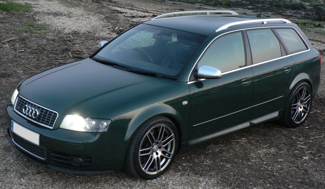 For Sale - Audi S4 4 2 V8 Quattro 2004 (B6) manual in