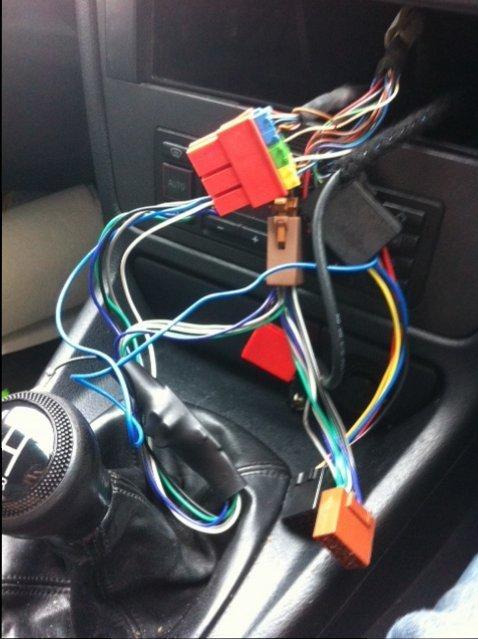 Fine B5 Stereo Wiring Mess 1998 Audi Sport Net Wiring 101 Swasaxxcnl