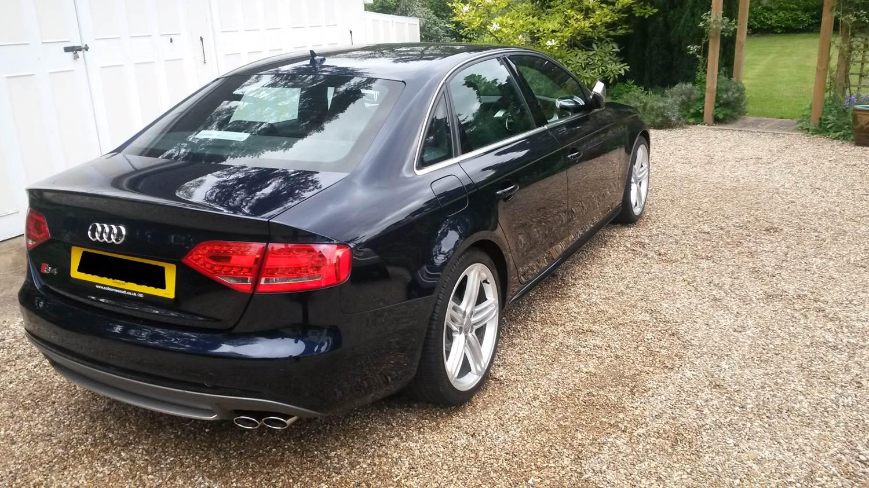 S-tronic downshift behaviour | Audi-Sport net