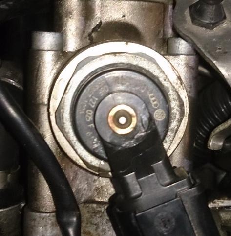 p2294 fuel pressure regulator valve n276 open circuit