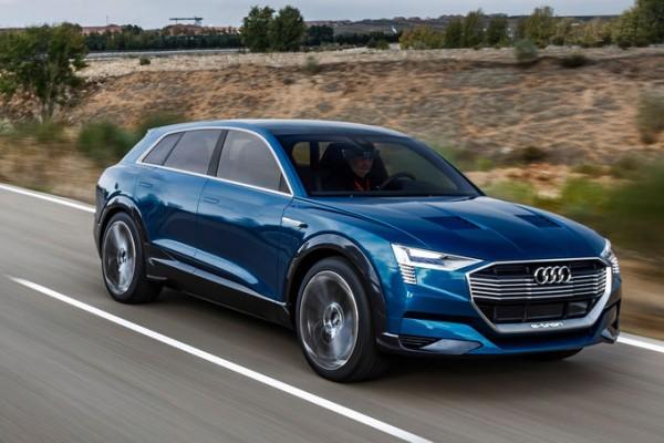2018 Audi Q8 High Tech Suv To Top Q Range Audi Sport Net