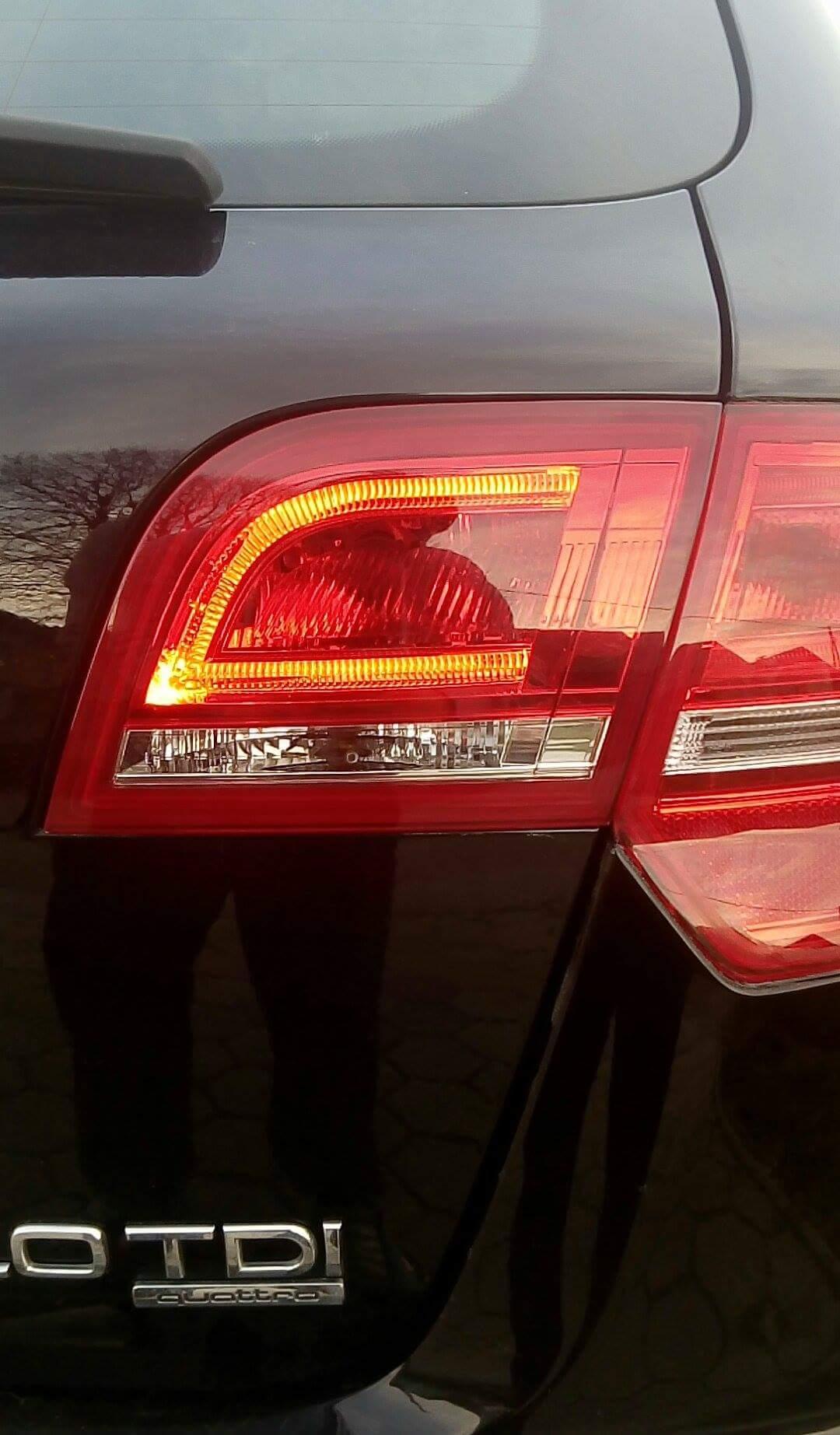 Audi a3 2007 rear right led light aftermarket problem | Audi-Sport.net