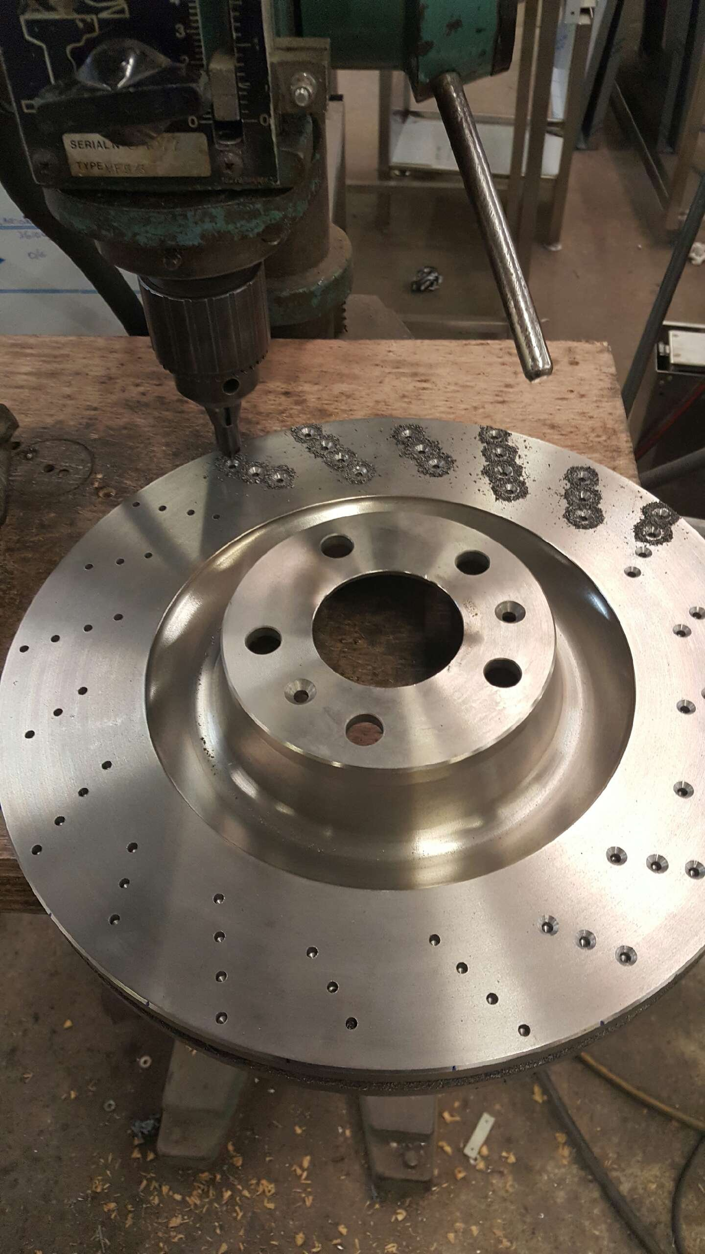 Rs4 Alternative Brake Discs Audi Sport Net