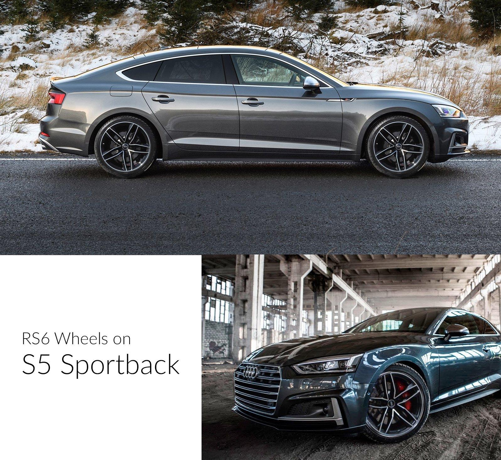 RS6 Wheels on S5 Sportback.jpg