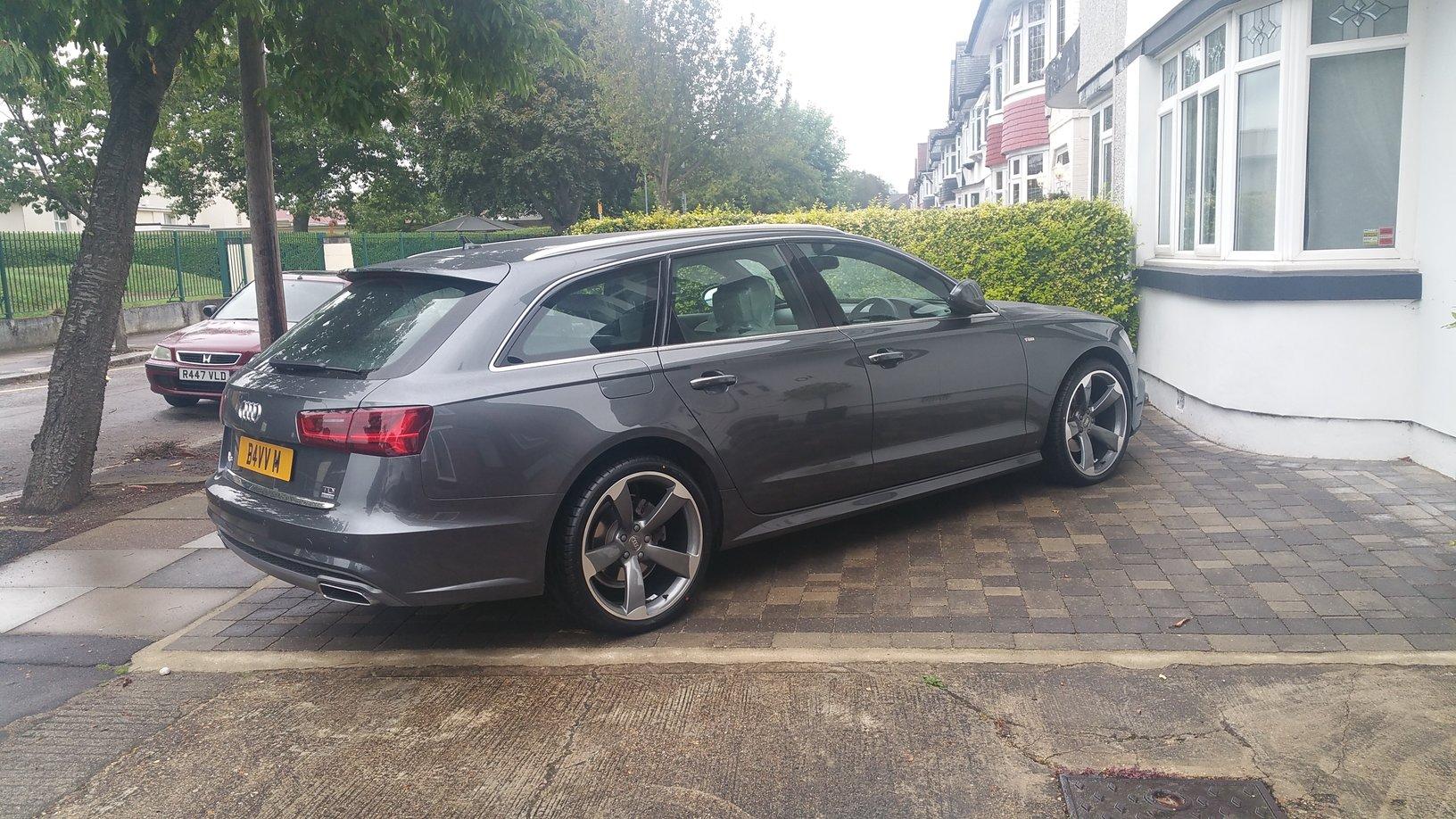 Replica Black Edition Rs6 Wheels Audi Sport Net