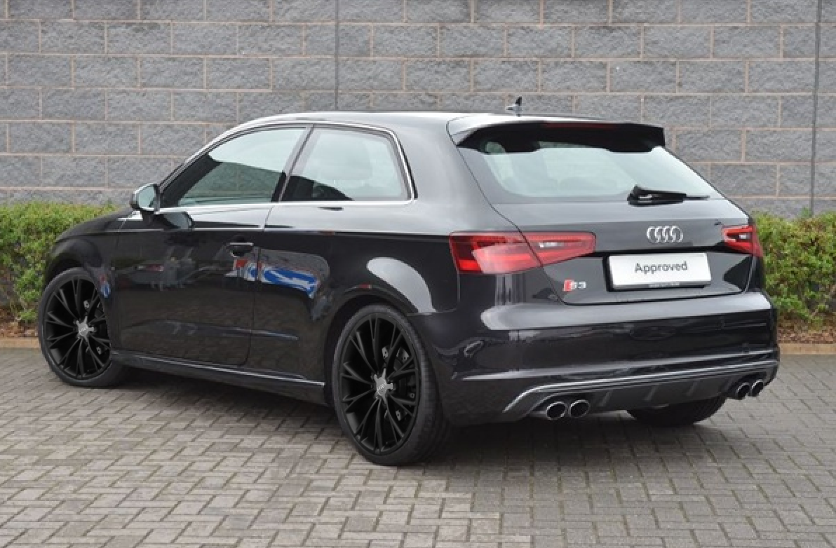 2015 Audi A3 Black Convertible 2015 Audi A3 Hatchback 2015