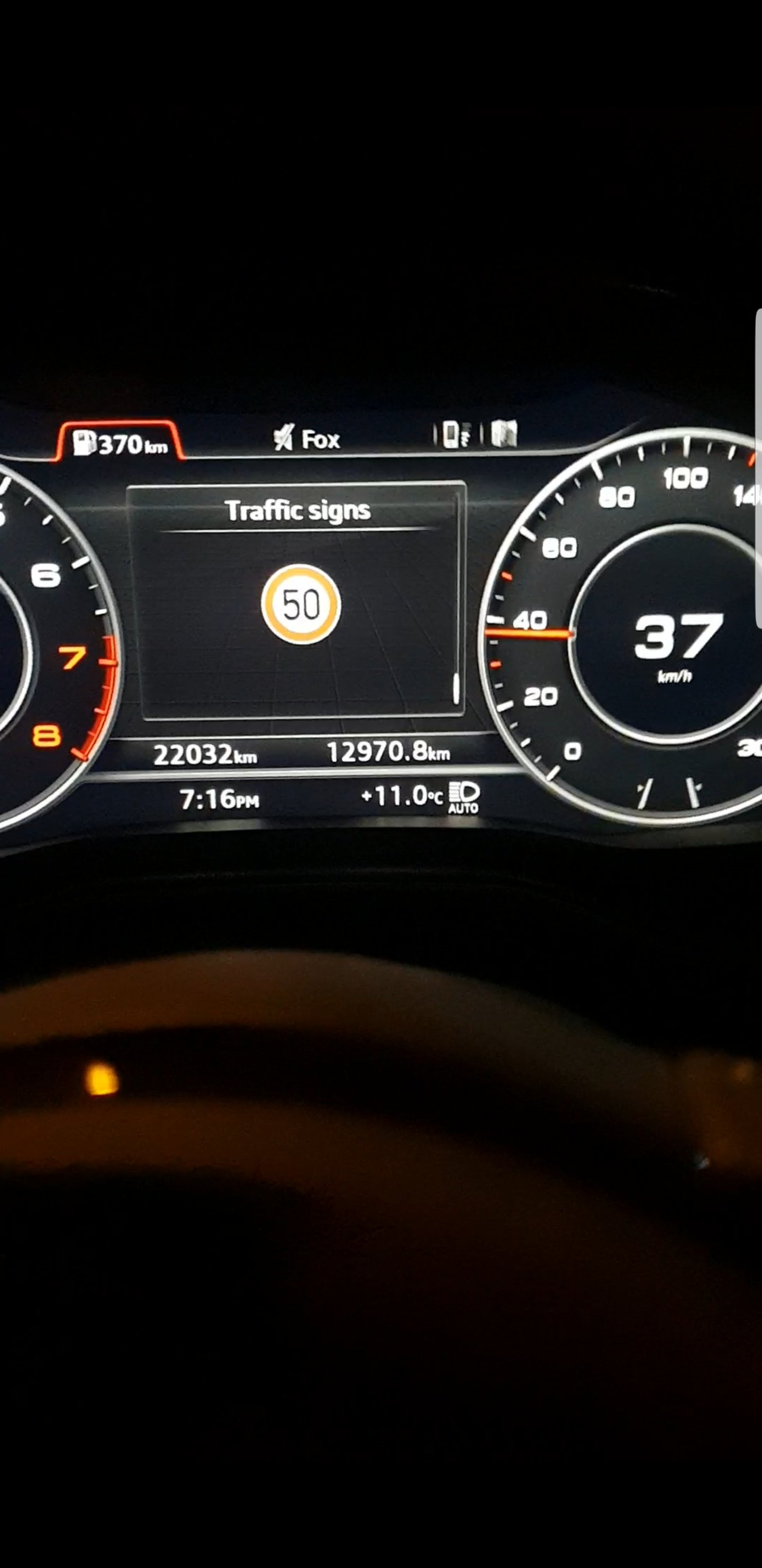 Traffic sign recognition Coded   Audi-Sport net