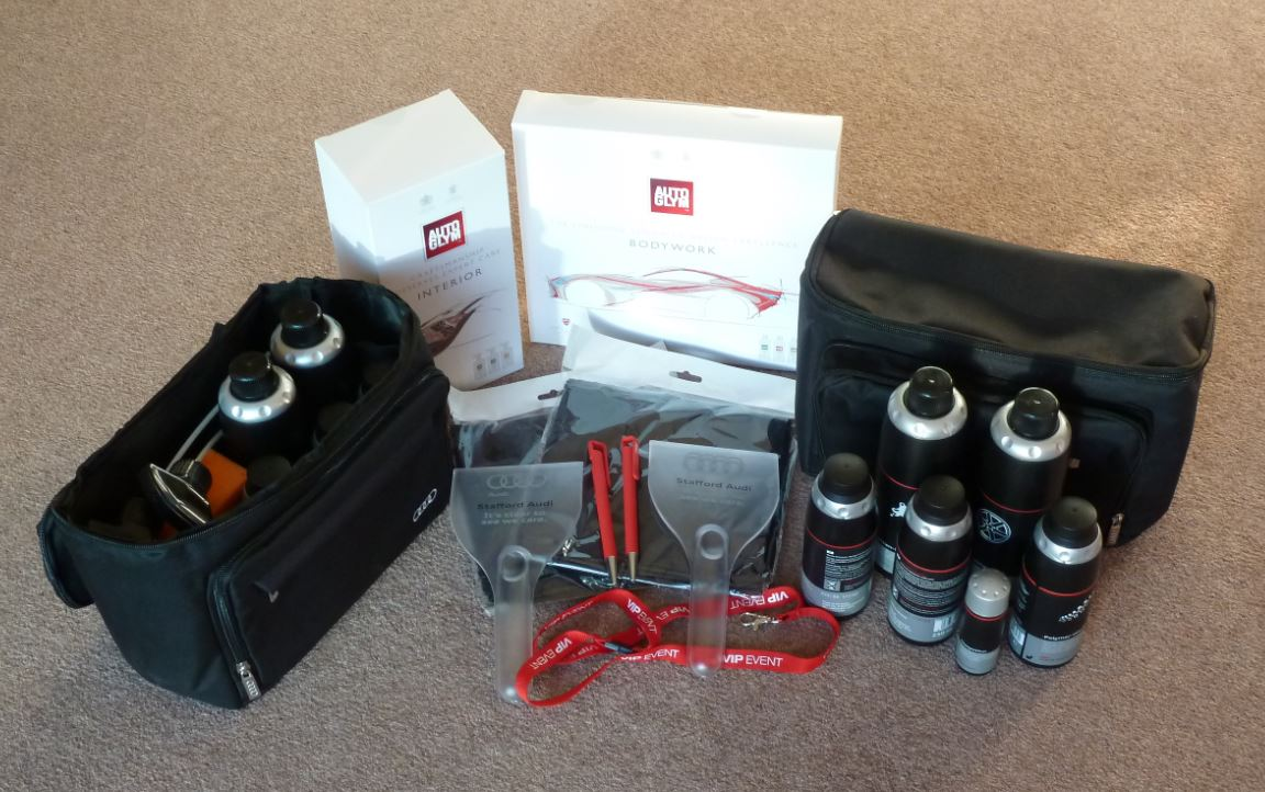 Stafford Audi Gifts.JPG