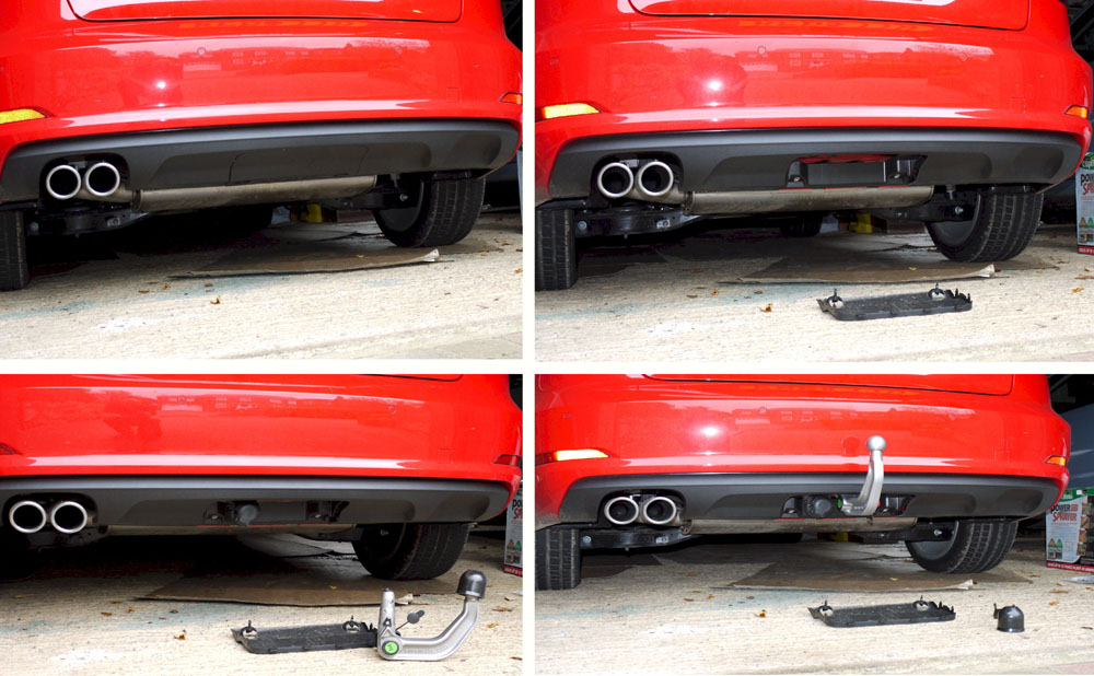 Image Result For Audi A Sportback Towbar