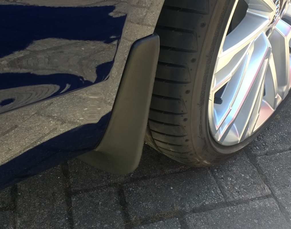 S4 B9 Avant Mudflaps | Audi-Sport net