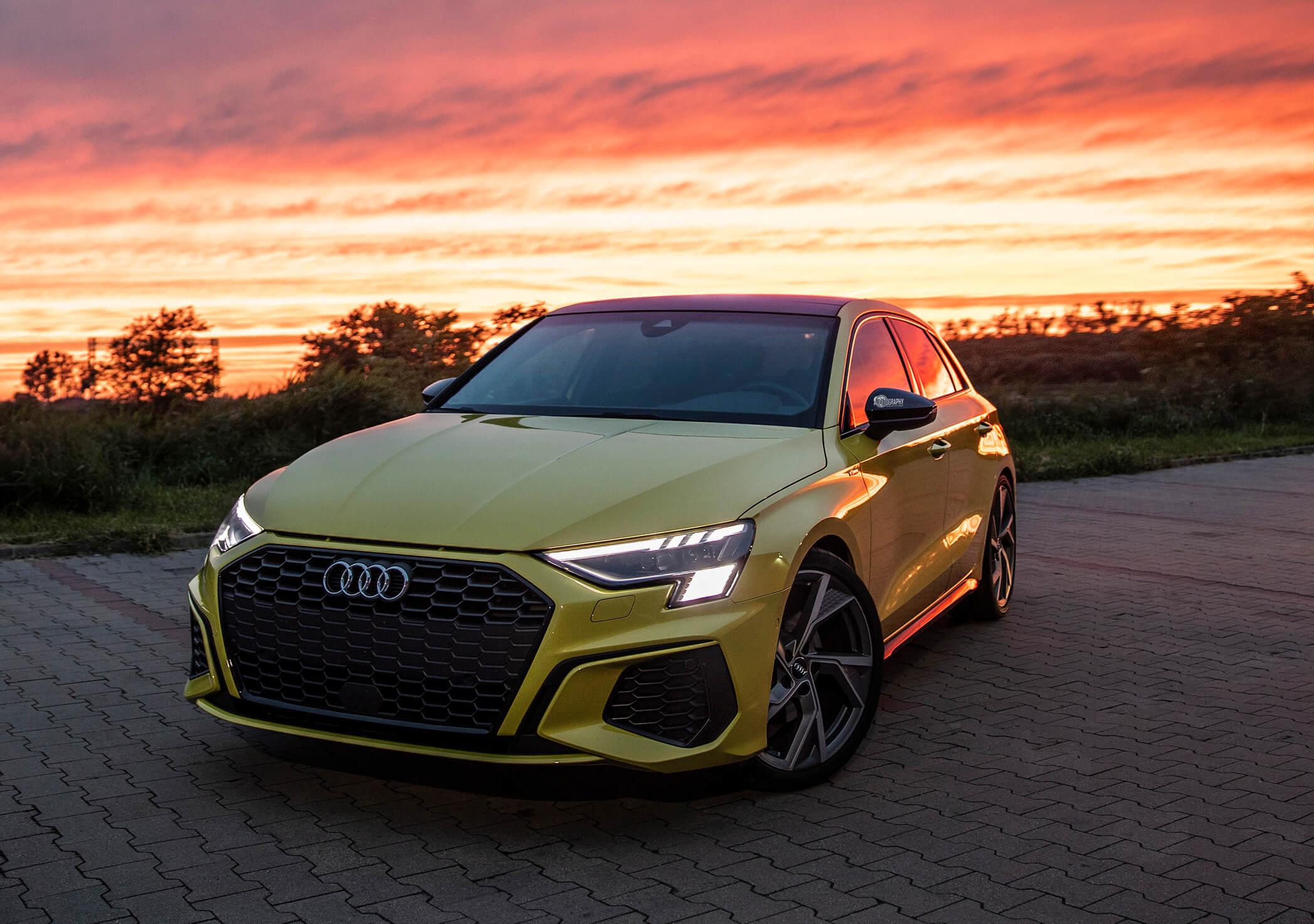 Next Gen 2021 Audi A3 Sedan Debut | Page 13 | Audi-Sport.net