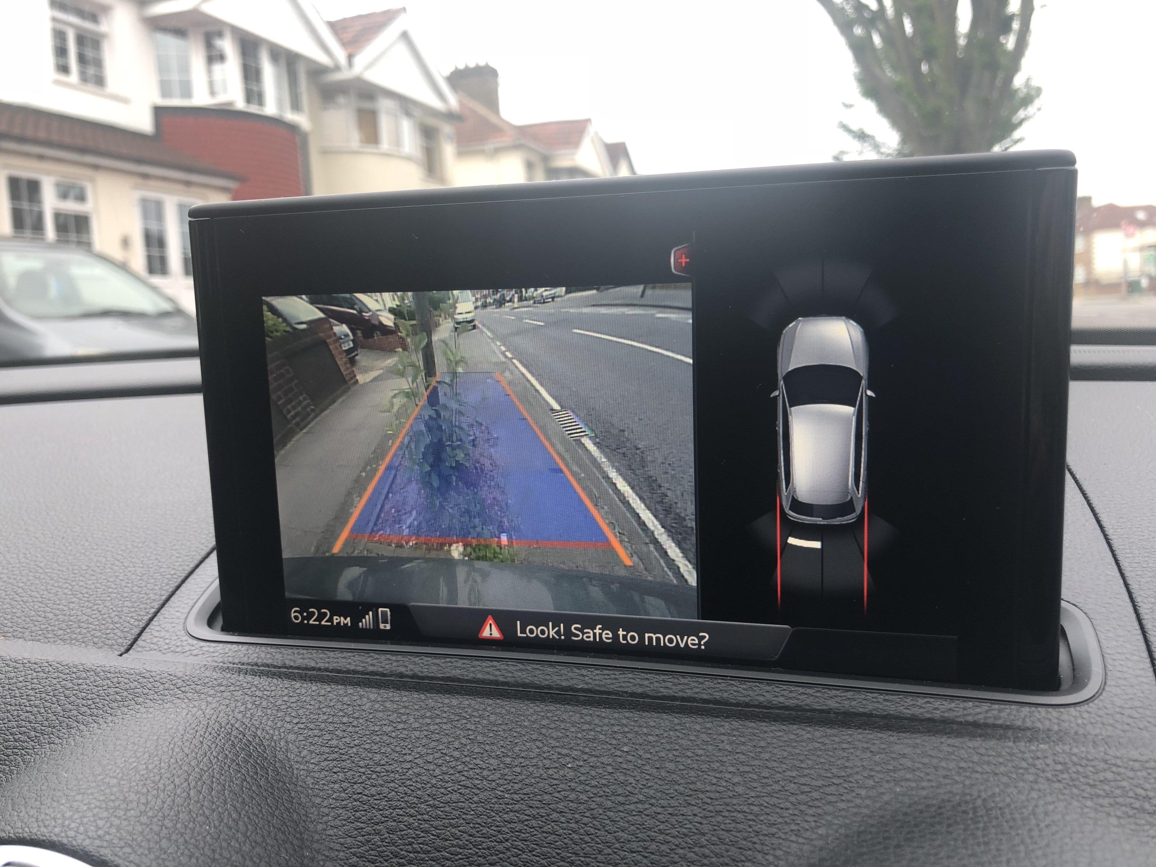 Audi A3 Front Sensor Retrofit | Audi-Sport net