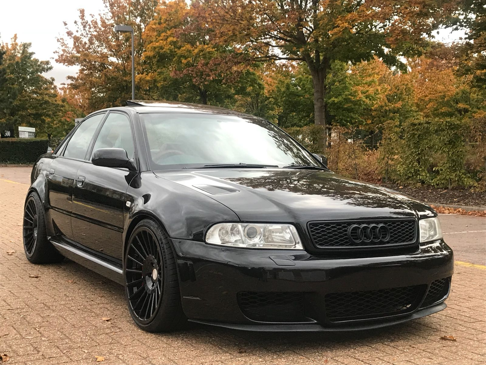 Audi Rs3 2018 >> For Sale - AUDI B5 S4 RS4 WIDEBODY CONVERSION (ONE OF THE ...
