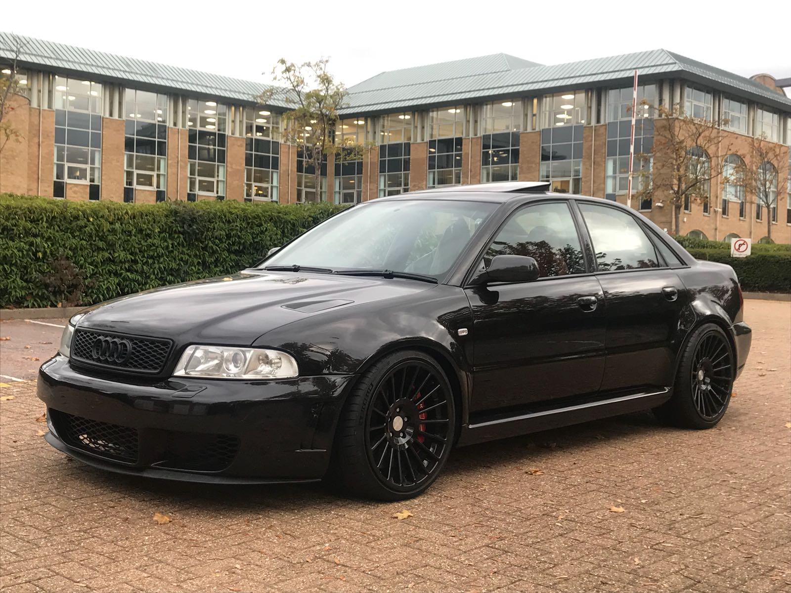 Audi S4 B5 >> Custom B5 Audi S4