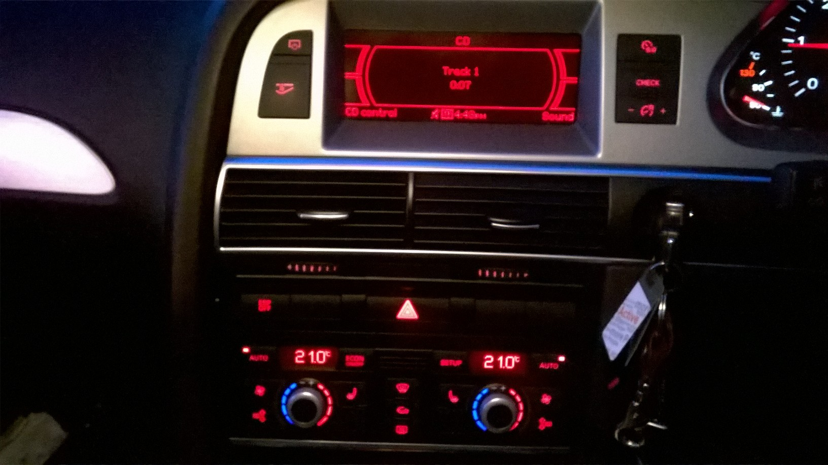 audi a6 2 7 tdi stereo upgrade navigation audi. Black Bedroom Furniture Sets. Home Design Ideas